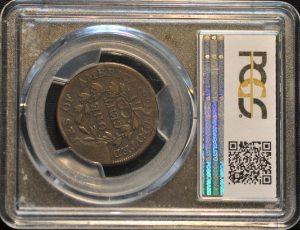 1803 1C S-264 Lg Date, Sm Frac F15BN PCGS