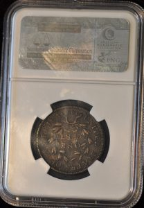 1796 Draped Bust Cent. 1C NGC XF DETAILS BUT VERY RARE COIN S 113